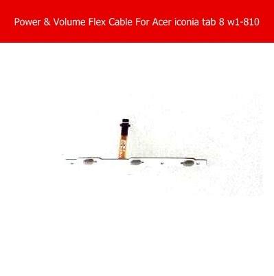 Weeten Switch Volume & power flex cable For Acer iconia tab 8 w1-810 8.0 volume & power side key flex cable replacement repair hplc method development for pharmaceuticals volume 8