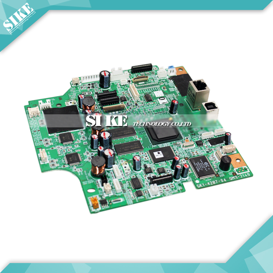 Logic Main Board For Canon MX7600 Formatter Board Mainboard QM3-2149