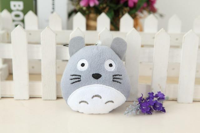 Totoro Plush Pendants