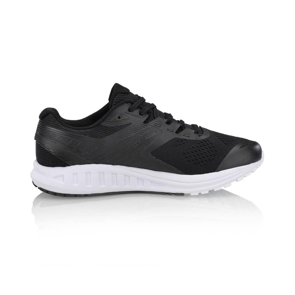 Li-ning femmes chaussures de course FLASH Anti-glissant doublure respirante confort coussin baskets chaussure de Sport portable ARHN022 XYP676 - 4