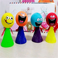 5pcs/lot Mini Funny Kids Jump Bounce Elf Colorful Fly Man Children Educative Toy Gift