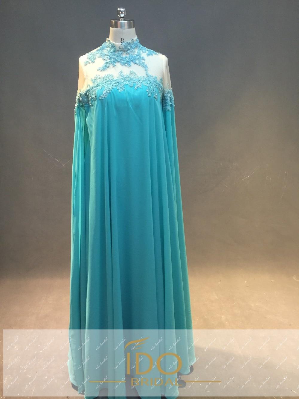 robe de soiree sirene echt design formale kleid türkisch islamische  kleidung arabische abendkleid langarm kaftan dubai asae30