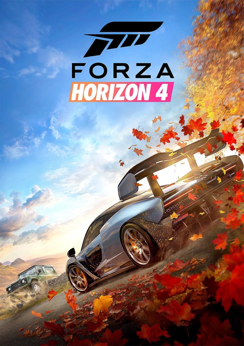 Forza Horizon 4 Ps4
