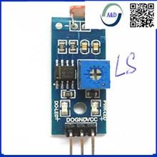 1 шт. Фотоэлектрический Датчик Модуль Обнаруживает для Arduino