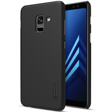 Nillkin Frosted Shield Hard Cover Case For Samsung Galaxy A8 2018/A8Plus 2018