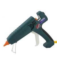 500W EU AU US plug High Power Hot Melt Glue Gun with 2pcs glue sticks, 1pcs nozzle and rubber sleeve,1pcs wrench, 1set/lot