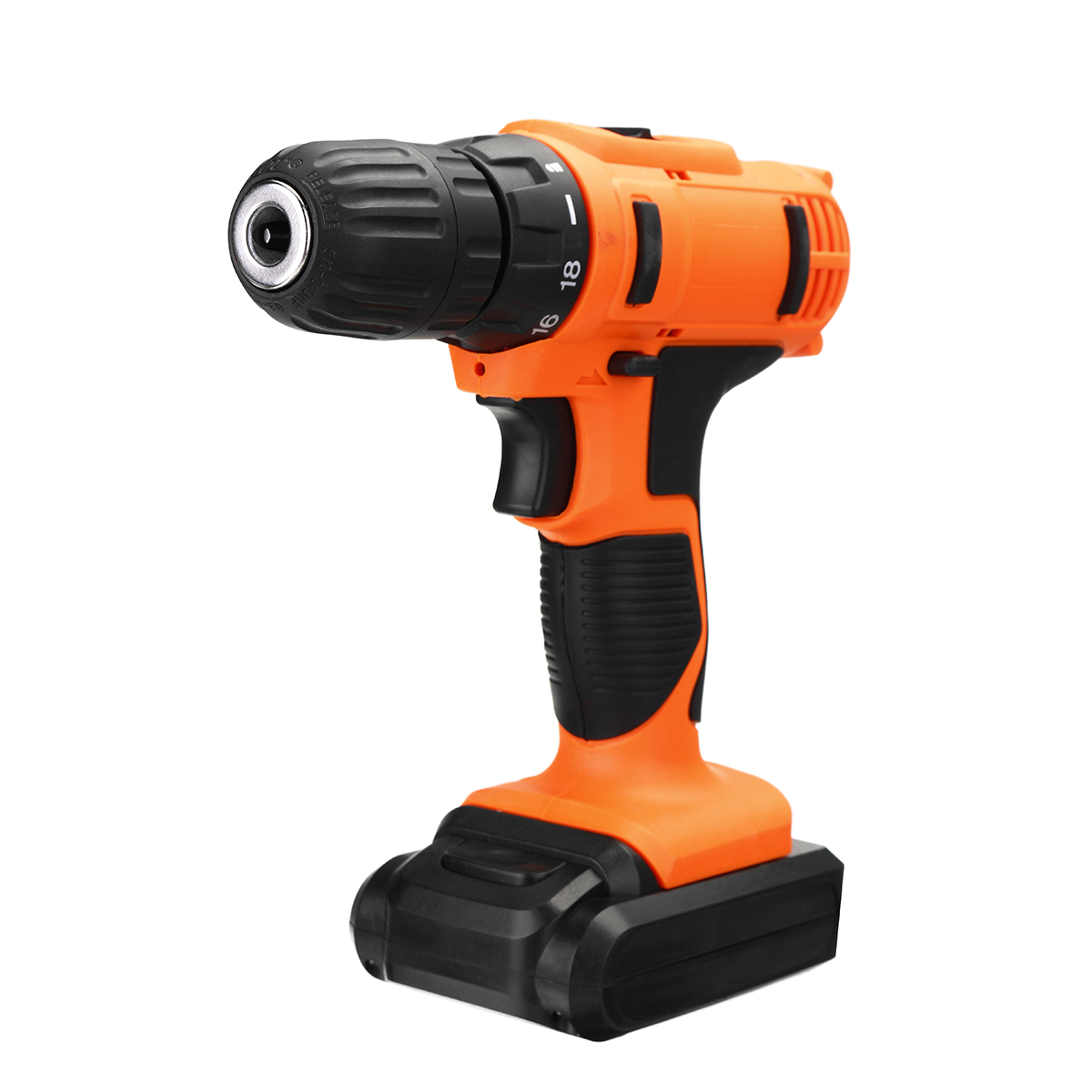 18-Volt DC Lithium-Ion Battery 2-Speed Electric Cordless Drill Mini Screwdriver Wireless Power Driver18-Volt DC Lithium-Ion Battery 2-Speed Electric Cordless Drill Mini Screwdriver Wireless Power Driver