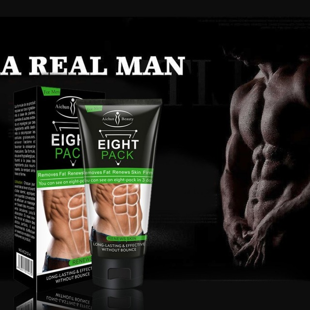 170ML Effective Powerful Men Women Muscle Stronger Cream Anti Cellulite Fat Burning Slimming Cream for Weight Loss