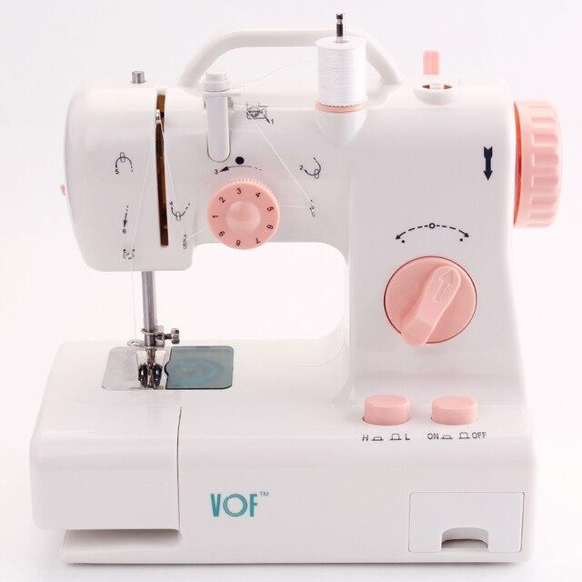 d79ee8b4f FHSM 318 manual doméstico mini mão overlock siruba máquina de costura  borboleta