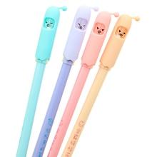 ФОТО 0.38mm cute plastic ink gel pen new cartoon adorable  creative pens for school writing office supplies korean stationery