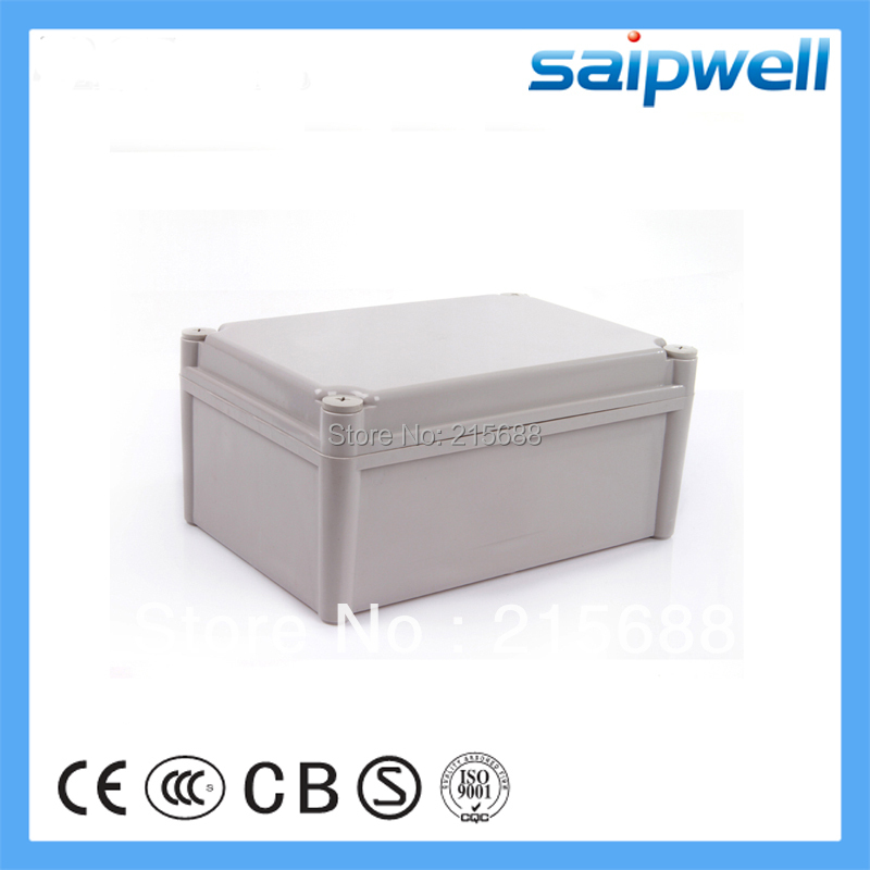 Newest big Waterproof box plastic ABS switch box plastic box electronics 280*190*130mm IP66 DS-AG-2819 waterproof box abs switch box plastic box electronics 200 200 95mm ip66 ds ag 2020 s