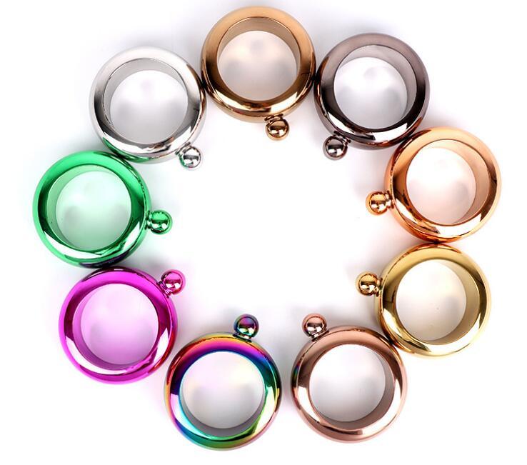 5pcs/lot creative bracelet 3.5oz pocket alcohol flask flagon Russia Whiskey Liquor Wine pot wristband Drinkware 3.5 OZ hip