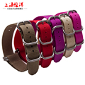 Watch band 18mm 20mm 22mm 24mm New Mens ZULU High Quality Nylon Watch Strap Heavy Duty NATO Bands
