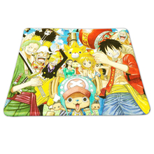 Anime One Piece Charactors Mice Mat Customized Gaming Optical Mouse Pad for PC Computer Rubber Mousemat Drop Shipping