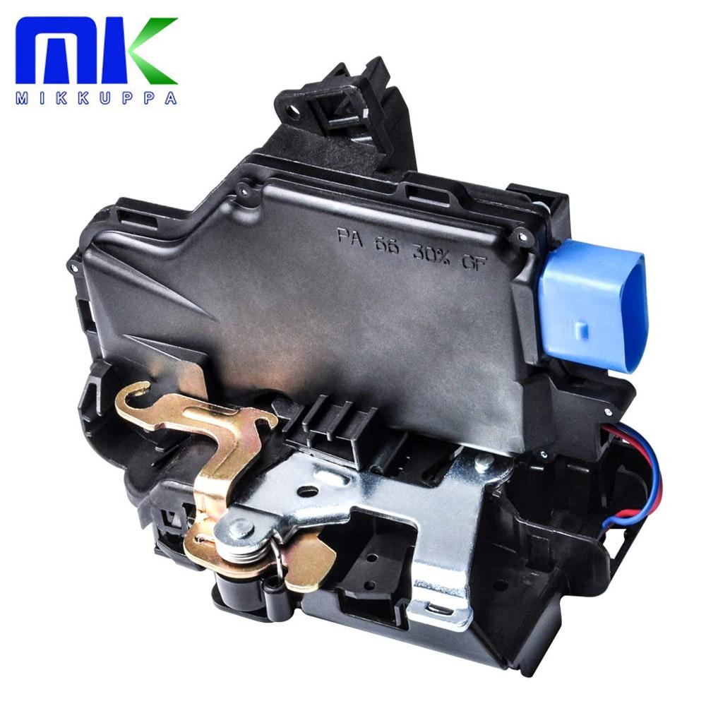MIKKUPPA Door Lock Front Right lock actuator with central locking for Seat Altea Toledo III 3D1837016