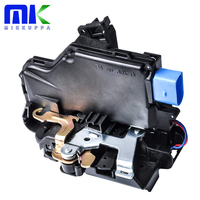 MIKKUPPA Door Lock Front Right lock actuator with central locking for Skoda Octavia From 2004 to 2013 3D1837016