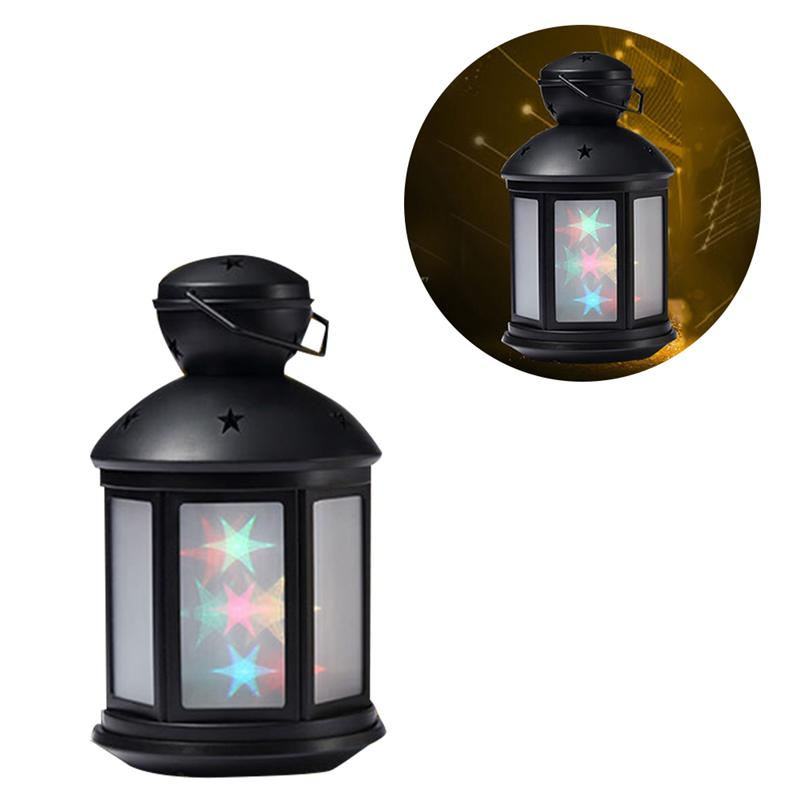24 LED Black Atmosphere Lamp Table Lamp Bedside Lamp LED Night Light Emergency Lights