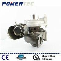 Новый GT1544V 753420 полный turbo зарядное устройство для Ford C Max Focus Mondeo III 1,6 TDCI турбинный Турбокомпрессор 3M5Q6K682AK 3M5Q6K682AE
