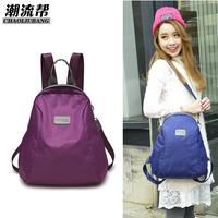 2016 New Authentic Brand High Quality Nylon Backpack Bags For Teenagers Girl Women Small Shoulder Messenger