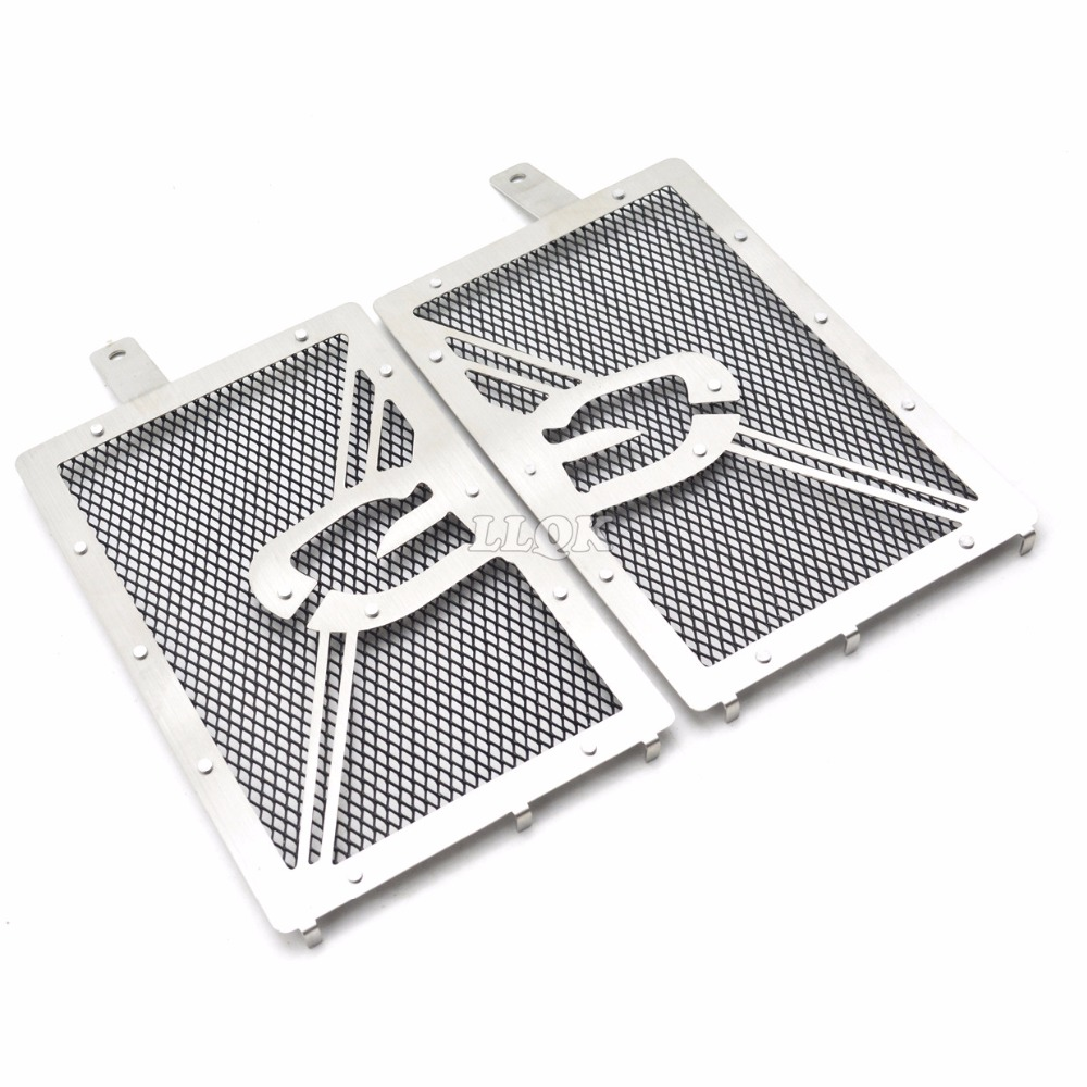 NEW Radiator Protective Cover Grill Guard Grille Protector Radiator Grille Guard Cover For BMW R1200GS 13-15  R1200GS ADV 14-15 radiator grille guard cover for bmw r1200gs 13 15 r1200gs adv 14 15