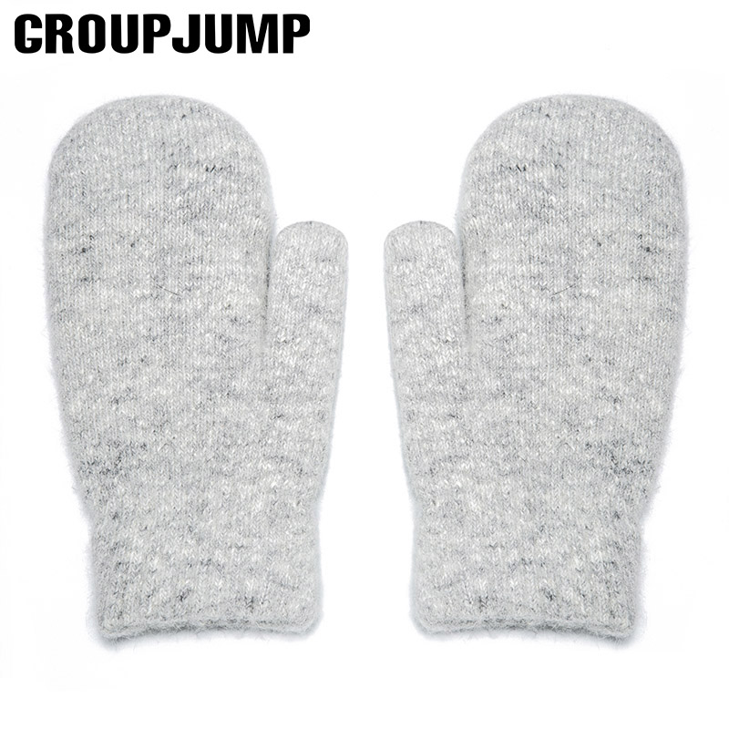 Brand New Knitted Wool Gloves For Women