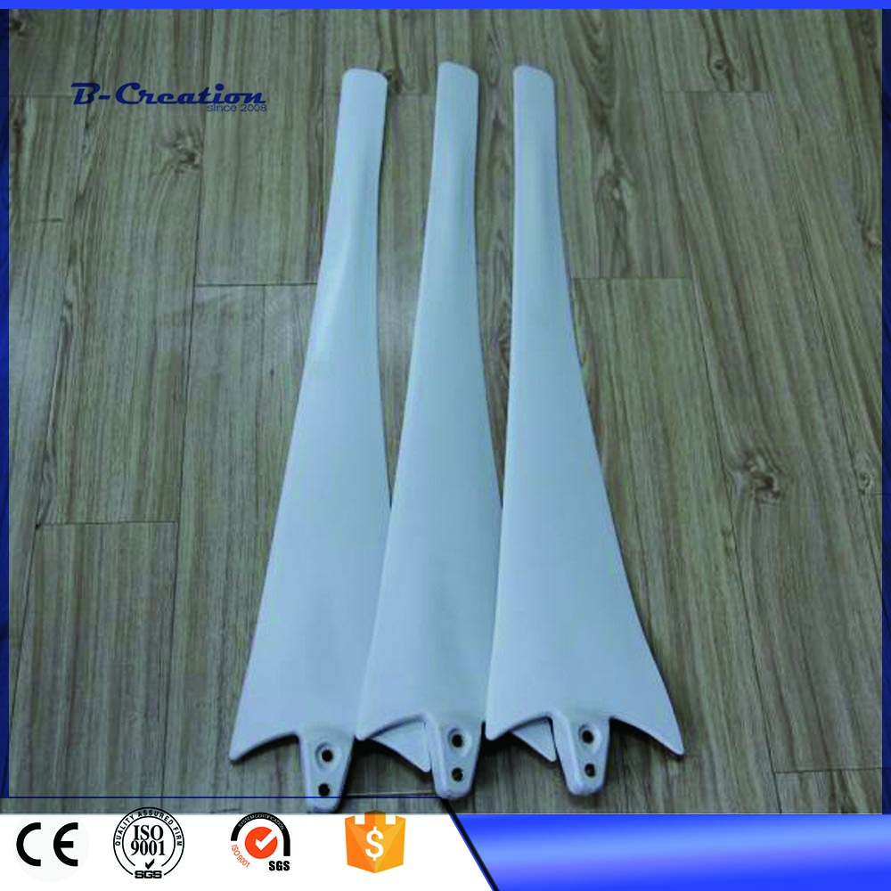 650mm Nylon Fiber White blade for DIY The 300w/400w horizontal axis wind turbine/wind generator650mm Nylon Fiber White blade for DIY The 300w/400w horizontal axis wind turbine/wind generator