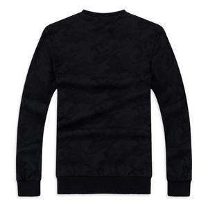 Image 4 - 男性の大サイズのスウェットシャツ長袖 6XL 7XL 8XL 9XL 10XL カジュアル迷彩黒青少年トレーナー