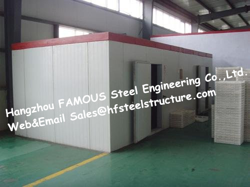 EPS/PU Sandwich Panels Walk In Freezer Panel For Cold Storage And To Keep Fruit Fresh From China Supplier