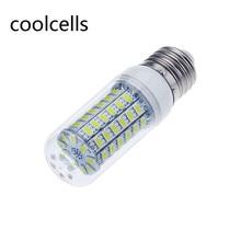 E27/E26 светодиодный энергосберегающий 5730 56SMD 15 Вт светодиодный кукурузная лампочка энергосберегающий светильник 110 V/220 V Точечный светильник ампулы