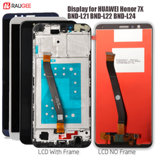 Display For Honor 7X LCD Display Touch Screen Assembly Replacement for Huawei Honor 7 X Display