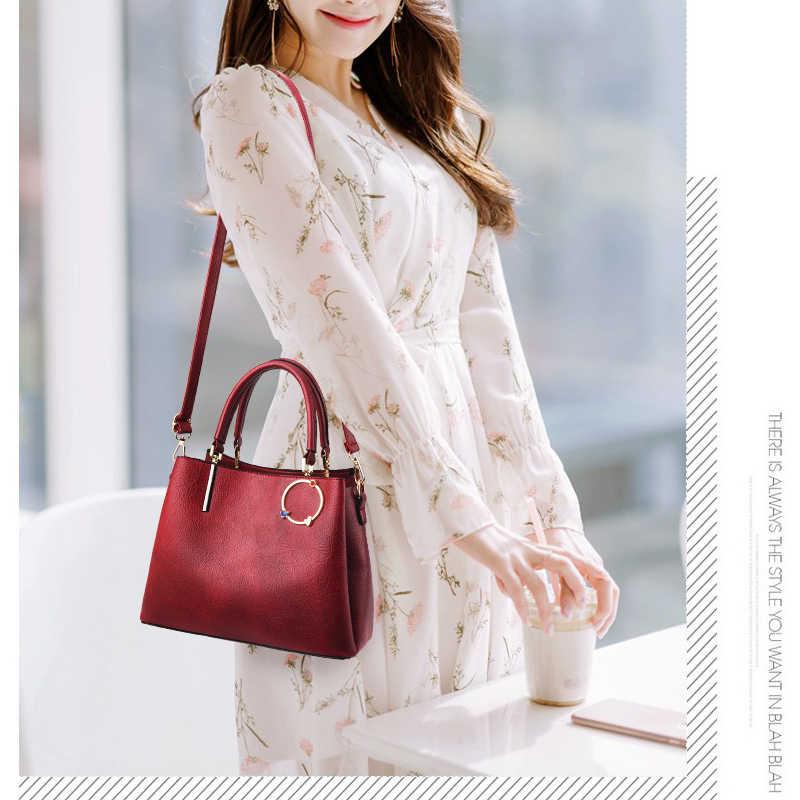 ZMQN сумки Для женщин кожа Сумки 3 слоя Crossbody сумки для Для женщин Красный Винтаж дизайнерская сумочка известная марка Твердые Bolsas C680