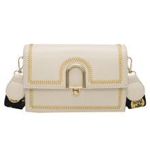 2019 Spring New Fashion Women Shoulder Bag women's Messenger bag Solid color vintage leather handbags designer crossbody bag все цены