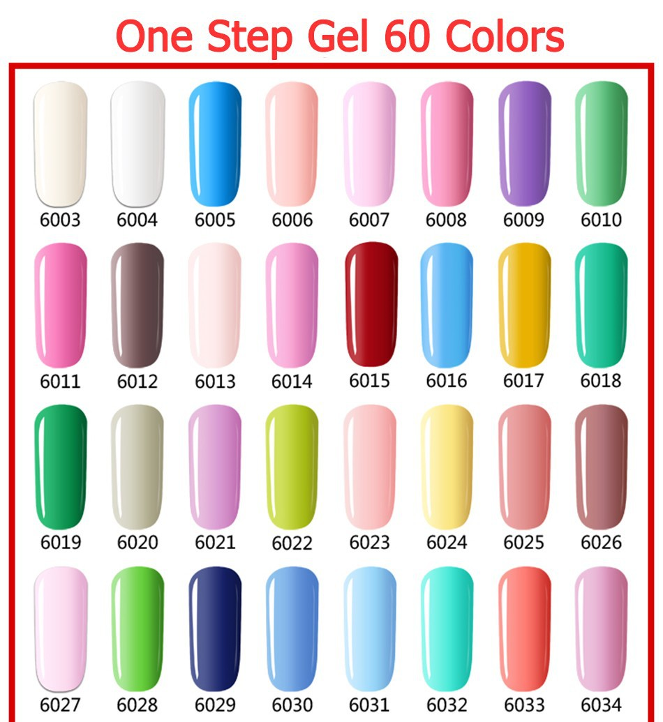 60colors One Step gel_01