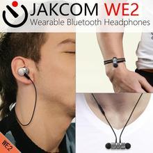 JAKCOM WE2 Wearable Inteligente Fone de Ouvido venda Quente em Fones De Ouvido Fones De Ouvido como s530 zte blade a610 aptx
