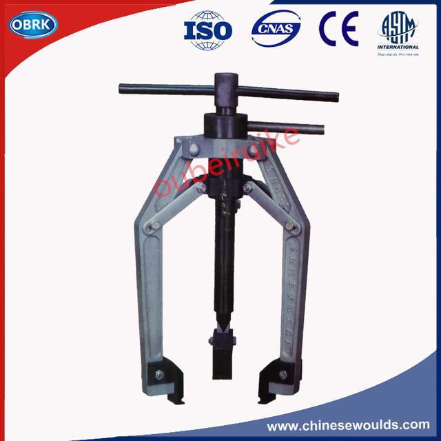 Novo Tipo de Diâmetro 50-250mm e comprimento de Tração de 0-220mm Ajustar Três-Caixa Braço Extrator Multi-função de Extrator de Rolamento