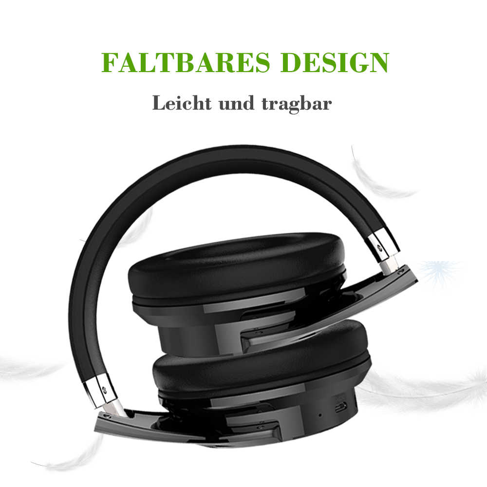 50e3daa20cd ... ZEALOT B21 Deep Bass Portable Touch Control Wireless Bluetooth Over-ear  Headphones with Built- ...