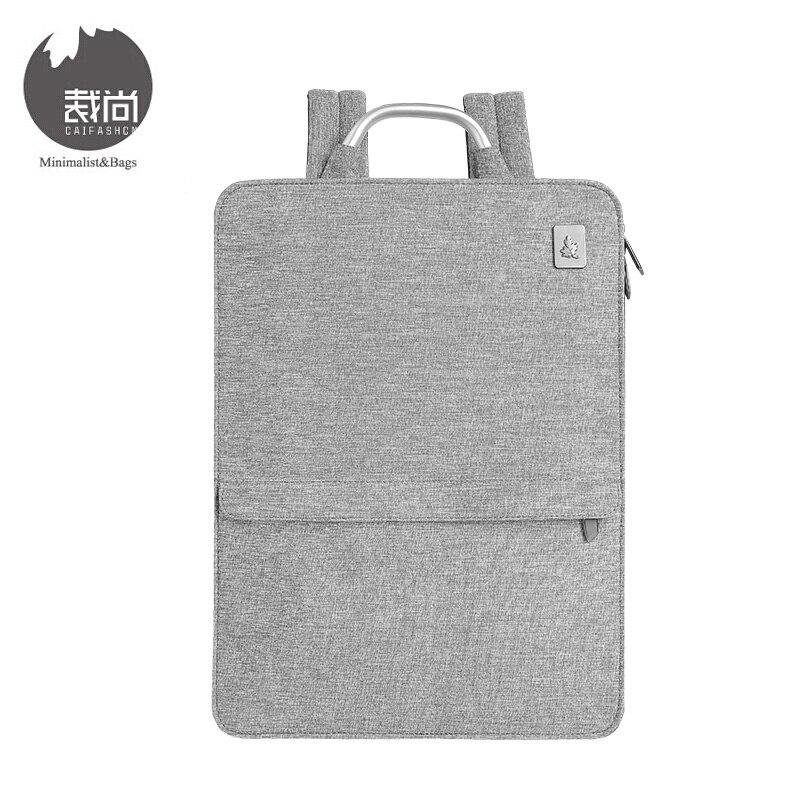 Cai Band Fashion Business Travel bags Women Men Suitcase Design Large Capacity Mochila Waterproof Laptop Backpacks