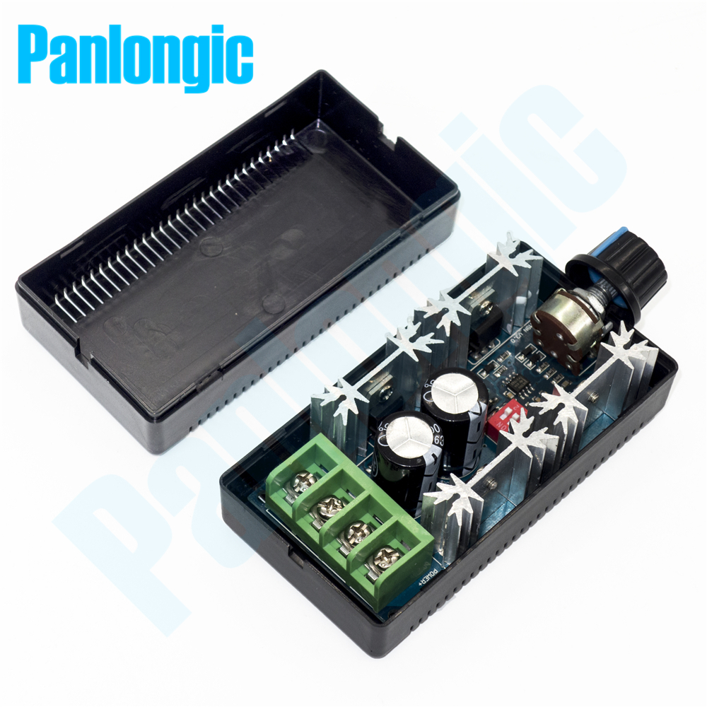 New 10 50v 30a 1500w dc motor speed control pwm frequency for Variable speed dc motor control