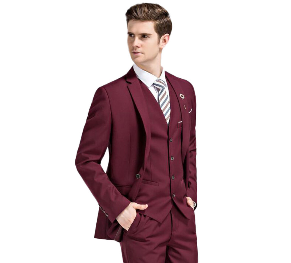 Online Get Cheap Burgundy Suit Pants -Aliexpress.com | Alibaba Group