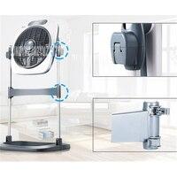 220V/40W Home quiet floor fan remote control lift desktop dormitory fan fan KYS30-10CR 4 files Speed Floor-to-floor fans