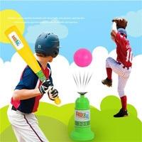 Haute qualité ABS Pop Up Batting Practice Baseball Lancer Machine Swing Entraîneur Softball Presse Ne