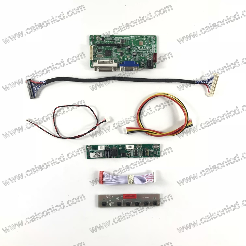 RT2281 LCD controller board support DVI VGA for 21.5 inch LCD panel 1920x1080 HT215F01-100 LM215DB-T02 M215HGE-L10 LM215WF3-SLM1 терка шлифовальная edelmax 2281