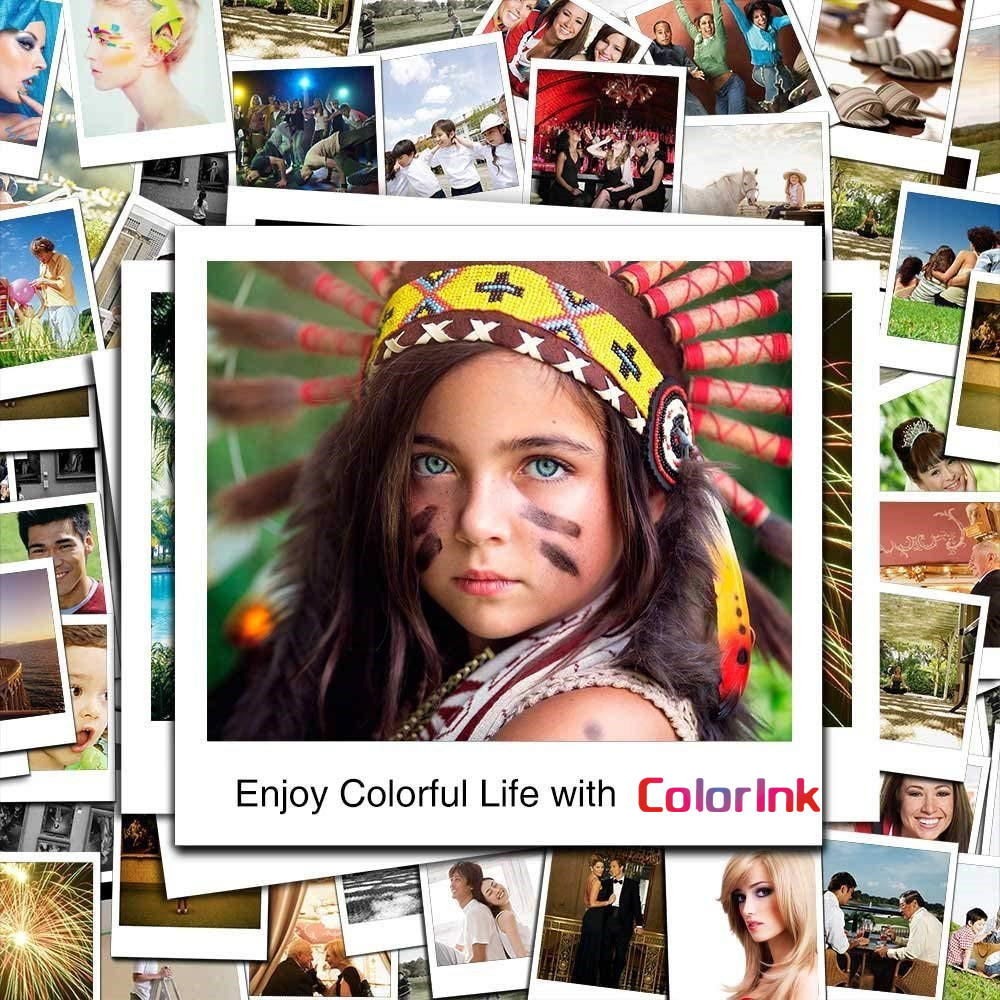 enjoy colorful with colorink