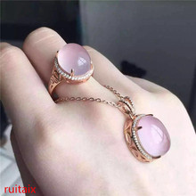 цена на KJJEAXCMY boutique jewels S925 S925 silver inlay  platinum rose gold hibiscus crystal female set of orchid jelly