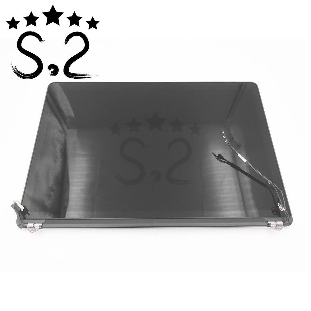 Display Assembly For Macbook Pro Retina 15.4 LCD Screen Compatible 2015 Year image
