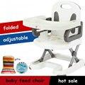 Переносной регулируемый приятно детское питание стул многофункциональный ребенка стул сложить съемный 0-4years ребенком детского стульчика
