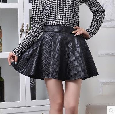 Plaid Pleated Mini Skirt Promotion-Shop for Promotional Plaid ...