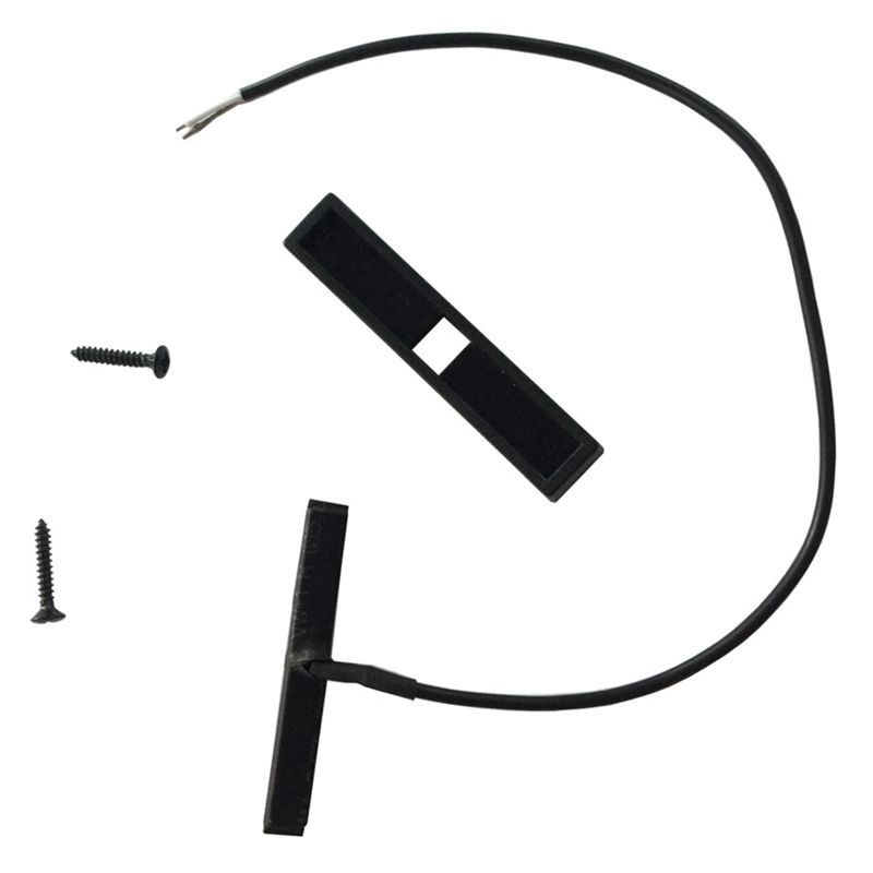 ABLD-Rod Piezo Pickup With Center Lead For Acoustic Electric Violin Mounting Bracket Screws