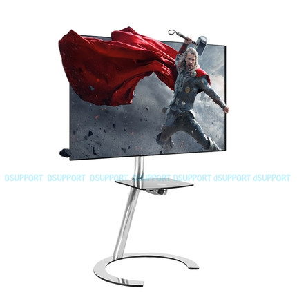Fashional Tv Floor Stand Mobile Bracket Mount Tv Stand Tv Arm Mobile