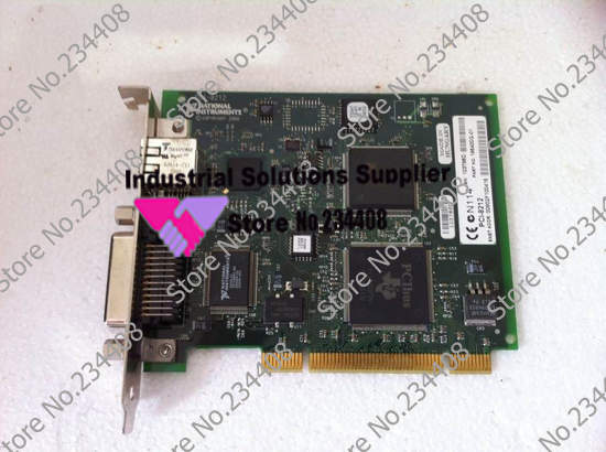 PCI-8212GPIB NI PCI GPIB card data card with the card 100% tested perfect quality original ni pci 6013 selling with good quality and professional